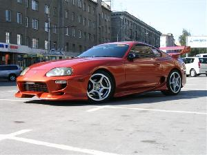 Тюнинг Do-Luck Toyota Supra 1998 года
